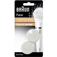 Braun 80B Face cosmetic sponge