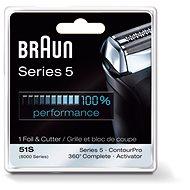 Braun CombiPack Series 5-51S - Příslušenství