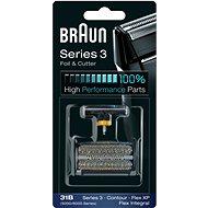 Braun CombiPack FlexIntegral-31B, černý - Příslušenství