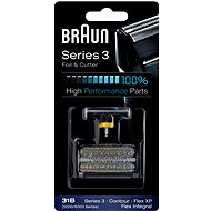 Braun CombiPack FlexIntegral-31B, čierny