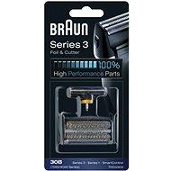 Verbundpackung Braun Synchro-30B - Zubehör