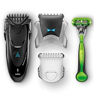 Braun MG 5050 + razor Gillette - Trimmer
