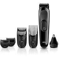 Braun MGK3020 Multi Grooming 6-in-1 Beard and Hair Trimming Kit - Hair and beard trimmer