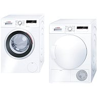 BOSCH WAN24160BY + BOSCH WTH83000BY