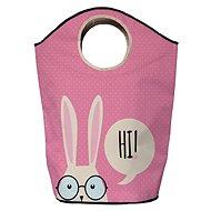 Butter Kings multifunkční pytel hi bunny - Laundry Basket