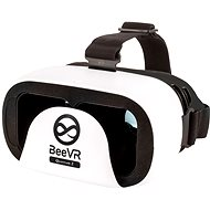 BeeVR Quantum Z VR Headset white
