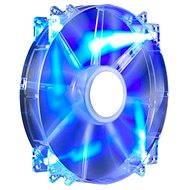 CoolerMaster MegaFlow 200 Blue LED Silent Fan - Fan