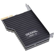 Alphacool Eisblock HDX-2 PCI-e 3.0 x4 Adapter for M.2 NGFF PCIe - Chladič pevného disku
