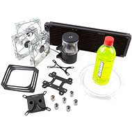 Magicool DIY Liquid Cooling System Triple 120