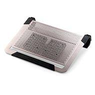 Cooler Master NotePal U2 Plus Notebook Cooler titaniová - Chladící podložka