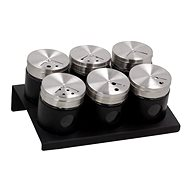 Florina Condiment Set CONTA BLACK 6ks