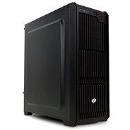 SilentiumPC Regnum RG2 Pure Black - Počítačová skříň
