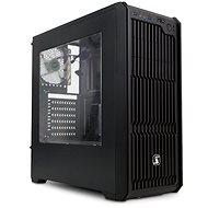 SilentiumPC Regnum RG2W Pure Black - Počítačová skříň