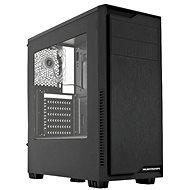 SilentiumPC Regnum RG1W Pure Black - Počítačová skriňa