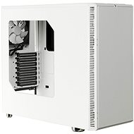 FRACTAL Define R4 Arctic White - Window