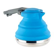 Rosenstein & Söhne Foldable Silicone Kettle With Stainless Steel 1200ml - Kettle