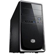 Cooler Master Elite 344 USB 3.0 Schwarz und Silber