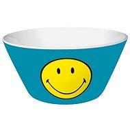 ZAK Miska na cereálie SMILEY 15cm, modrá - Miska