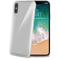 CELLY Gelskin pro Apple iPhone X bezbarvý - Hülle