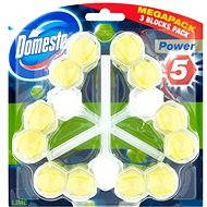 DOMESTOS Power 5 Lime 3x55g - WC blok