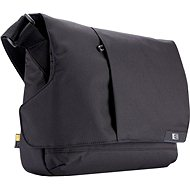"Case Logic messenger for 11"" ultrabook and iPad, Black"