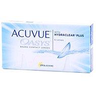 Acuvue Oasys (6čoček) dioptrie: -2.00, zakřivení: 8.40 - Kontaktní čočky
