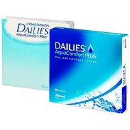 Aquacomfort Plus Dailies (90 lenses)