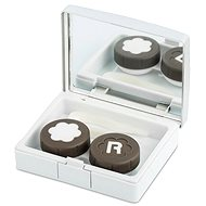 Cassettes silver: Housing, tweezers and mirror