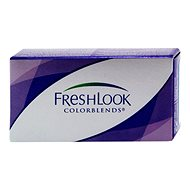 FreshLook Colorblends - spectacles (2 lenses) Color: True Sapphire