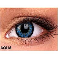 ColourVUE - Glamour (2 lenses) Colour: Aqua - Contact Lenses