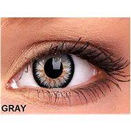 ColourVUE - Glamour (2 čočky) barva: Gray - Kontaktní čočky