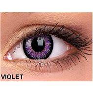 ColourVUE - Glamour (2 čočky) barva: Violet - Kontaktní čočky