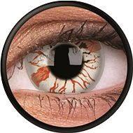 ColourVUE Crazy Lens (2 čočky), barva: Jigsaw - Kontaktní čočky