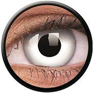 ColourVUE Crazy Lens (2 čočky), barva: White out - Kontaktní čočky