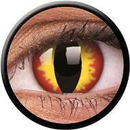 ColourVUE Crazy Lens (2 čočky), barva: Dragon Eyes - Kontaktní čočky