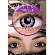ColourVUE - Bigeyes (2 Linsen) Farbe: Ultra Violet - Kontaktlinsen