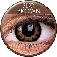 ColourVUE - Bigeyes (2 Linsen) Farbe: Sexy Brown