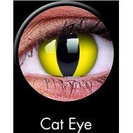 ColourVUE dioptrické Crazy Lens (2 šošovky), farba: Cateye