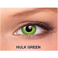 ColourVUE dioptrické Crazy Lens (2 šošovky), farba: Hulk Green