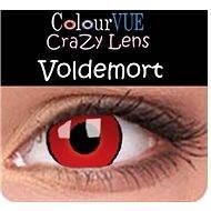 ColourVUE dioptrické Crazy Lens (2 šošovky), farba: Voldemort