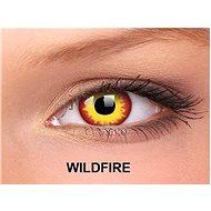 ColourVUE dioptrické Crazy Lens (2 šošovky), farba: Wildfire