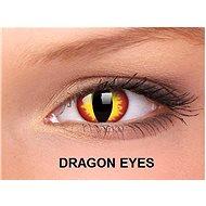 ColourVUE diopter Crazy Lens (2 lenses), colour: Dragon Eyes
