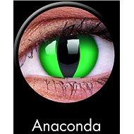 ColourVUE diopter Crazy Lens (2 lenses), colour: Anaconda