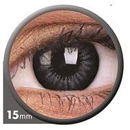 ColourVUE Dioptrie Big Eyes (2 Linsen), Farbe: grau abend