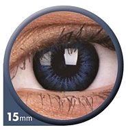 ColourVUE diopter Big Eyes (2 lenses), colour: Be cool blue