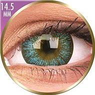ColourVUE Rezept Phantasee Big Eyes (2 Linsen), Farbe: Maya Blau