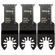 Yato BIM saw blade, 28.5 mm (wood, plastic, metal), 3pc