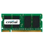 Crucial SO-DIMM 2GB DDR2 800MHz CL6 - System Memory