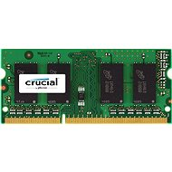 Crucial SO-DIMM 2GB DDR3 1066MHz CL7 pre Apple / Mac