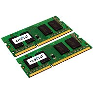 Crucial SO-DIMM 32GB KIT DDR3L 1600MHz CL11 Dual Voltage - System Memory